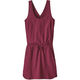 Patagonia Fleetwith Dress Women red